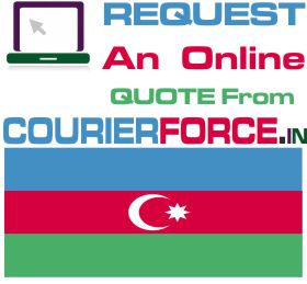 courier charges for azerbaijan