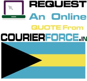 courier charges for bahamas