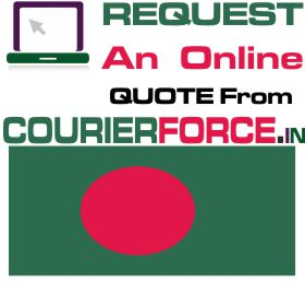 courier charges for bangladesh