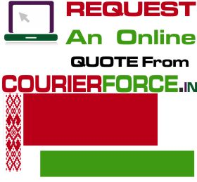 courier charges for belarus