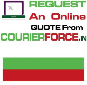 courier charges for bulgaria