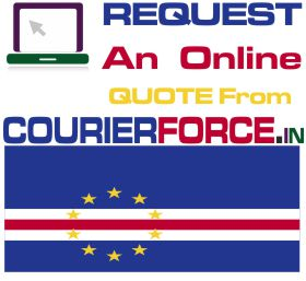 courier charges for cape verde