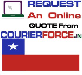 courier charges for chile