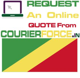 Courier Charges For Congo