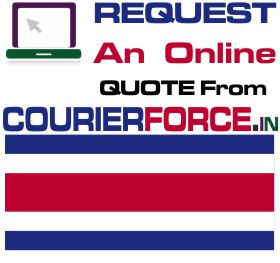 Courier Charges For Costa Rica