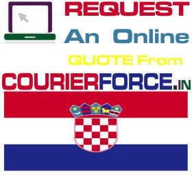 Courier Charges For Croatia