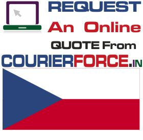 Courier Charges For Czech Republic