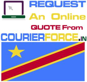 Courier Charges For Democratic Republic Of Congo