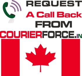 courier charges to canada