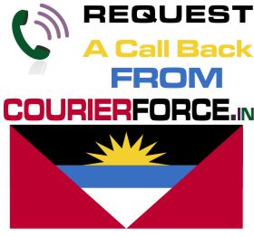 courier for antigua and barbuda