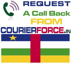 courier for central african reb