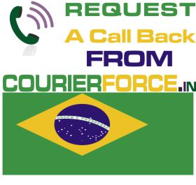 courier from brazil