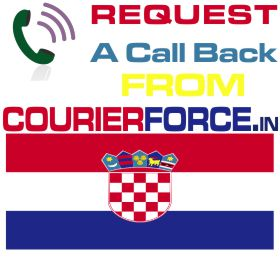 Courier To Croatia