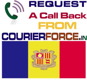 courier to andorra