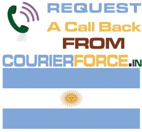 courier to argentina