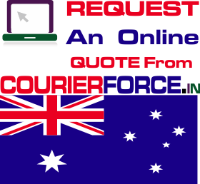 courier to australia from delhi
