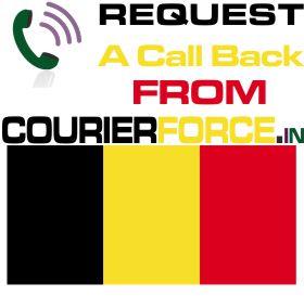 courier to belgium