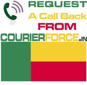 courier to benin