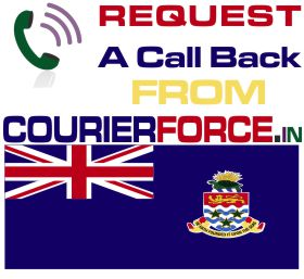 courier to cayman island