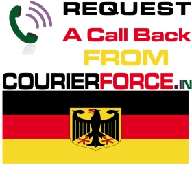 courier to germany