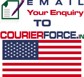 courier to usa from Pune email enquiry