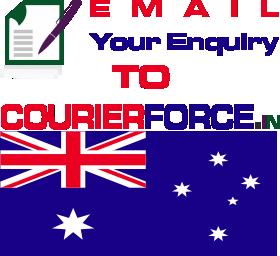 international courier australia from delhi