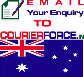 international courier australia from hyderabad
