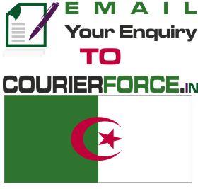 parcel to algeria