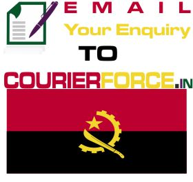 parcel to angola