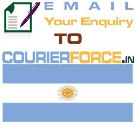 parcel to argentina