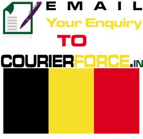 parcel to belgium