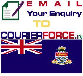 parcel to cayman island