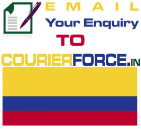 parcel to coloambia