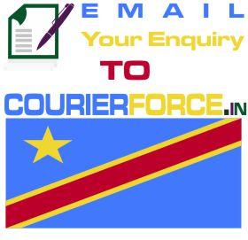 Parcel To Democratic Republic Of Congo