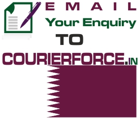 Courier to Qatar